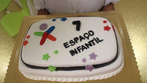 7º Aniversário Espaço Infantil