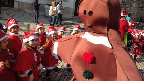 Desfile na Aldeia dos Sonhos