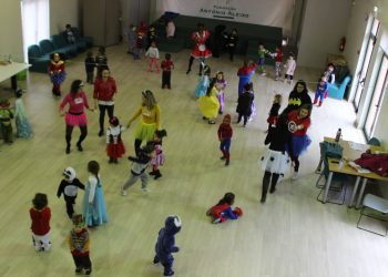 carnaval no CCAA 1
