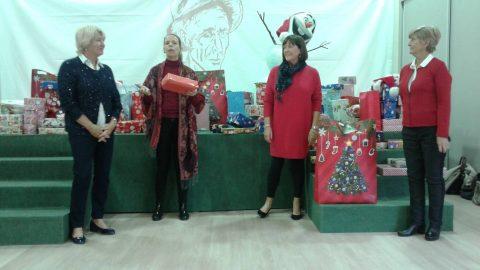 Natal com a instituição ACCA