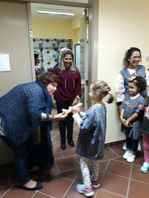 Visita Vereadora Dra. Ana Isabel Machado