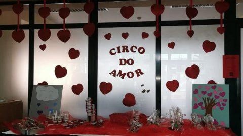 """Feira """"Circo do Amor"""""""