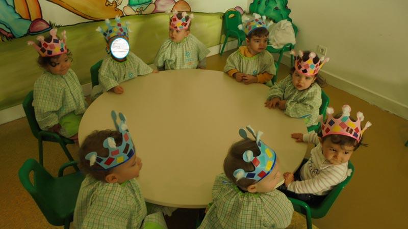 Espaço Infantil Lanche com os Reis Magos