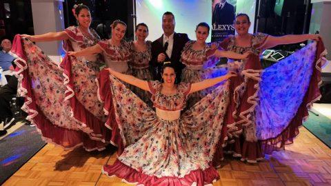 Danças Típicas Venezuelana no dia de S. Valentim